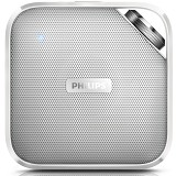 PHILIPS Speaker Bluetooth [BT2500W] - White - Speaker Bluetooth & Wireless
